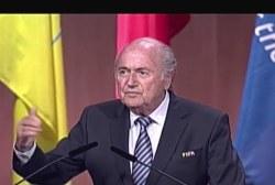 Sepp Blatter wins 5th term as FIFA president