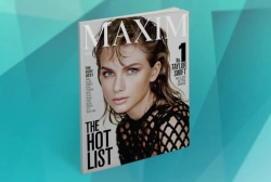 Feminist writer introduces Maxim Hot 100 list