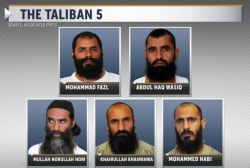 Travel ban ends for Taliban Five