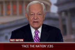 Joe: Schieffer proved younger not always...