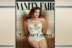 Caitlyn Jenner magazine cover revealed