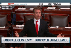 What did Rand Paul accomplish with privacy...