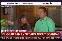 Duggar family speaks about scandal