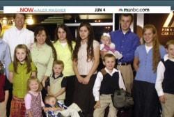 Duggar family: We haven't been keeping...