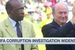 FIFA corruption investigation widens