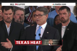 Oops, he did it again: Rick Perry is in