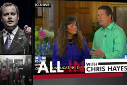 The Duggars speak out
