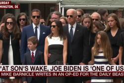 Barnicle: At wake, Joe Biden is 'one of us'