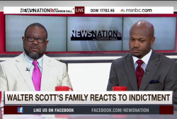 Anthony Scott on Michael Slager's indictment