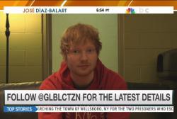 Ed Sheeran to play Global Citizen Festival