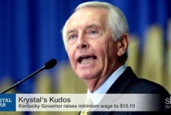KY Gov. raises minimum wage, Republicans...