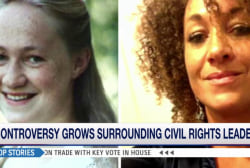 Controversy grows surrounding NAACP president