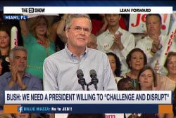 Jeb Bush officially kicks-off campaign