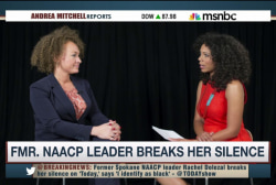 Rachel Dolezal addresses race, privilege