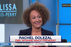 Have Rachel Dolezal's answers changed...