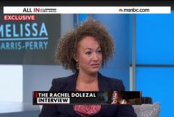 Rachel Dolezal exclusive extended...