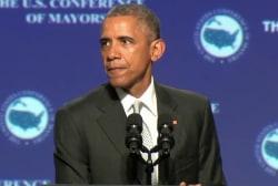President Obama calls for stricter gun laws