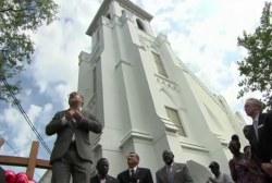 Charleston community in deep despair