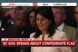 S.C gov. calls for Confederate flag to be...