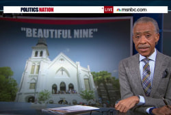 The doors of Emanuel AME are open