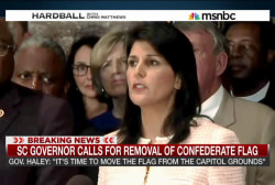 SC Gov.: Take down the Confederate flag