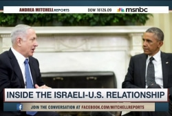 Inside the Israeli-US relationship