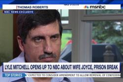 Prison worker's husband speaks out