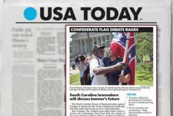 Capehart: Flag no better than a swastika