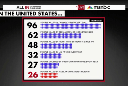 A look at shocking domestic terror statistics