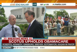 SCOTUS rejects challenge to health care law