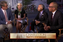 Unity and grace in Charleston after attack