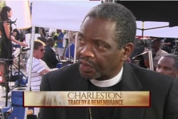 AME pastor: We've come together as a...