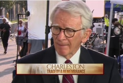 Charleston mayor: This is a historic moment