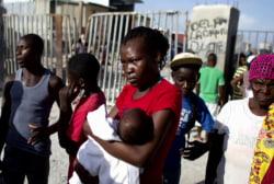 Haitians face deportation threat