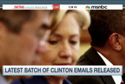 What was revealed in latest Clinton doc dump?