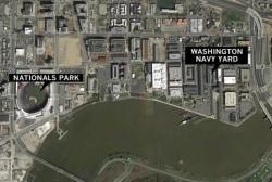 Reports of active shooter at DC Navy Yard