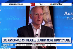 CDC confirms 1st measles death in over 12...