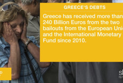 Greece faces increased pressure to repay debt