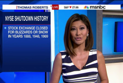 NYSE shutdown: How often does it happen?