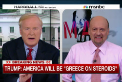 In the US becoming 'Greece on steroids?'