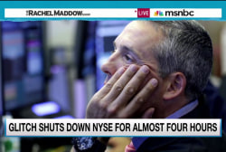 NYSE halts trading after unprecedented glitch