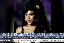 Inside the new Amy Winehouse documentary