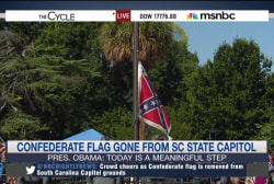 What the removal of the flag means for SC