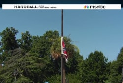 S.C. statehouse lowers Confederate flag