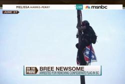 NAACP CEO: Activist had 'patriotic gutsiness'