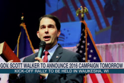 Scott Walker to kick-off 2016 campaign