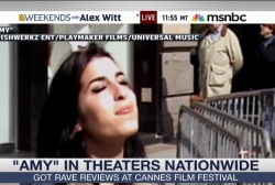 Film captures Amy Winehouse's life, legacy