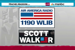 Scott Walker campaign logo strangely familiar