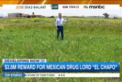 Search intensifies for escaped drug kingpin