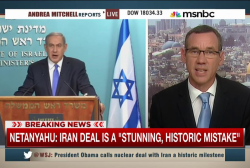 Netanyahu: Iran deal is a 'historic mistake'
